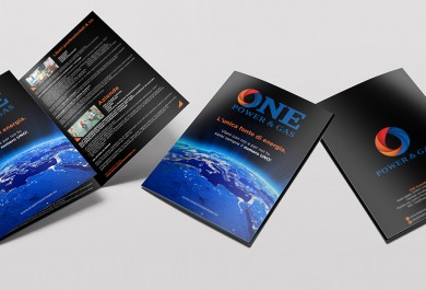 Brochure One Power&Gas