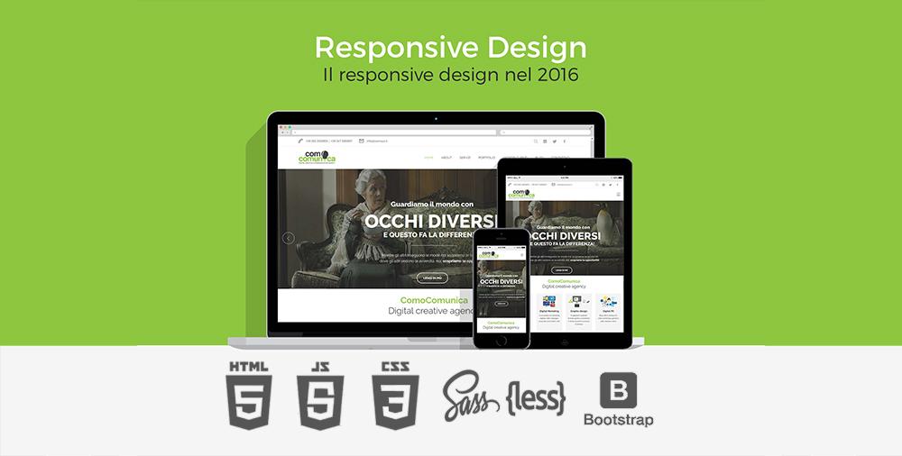 Il responsive web design:  <br />un must have di successo