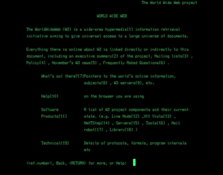 L'evoluzione del webdesign dal 1993 a oggi