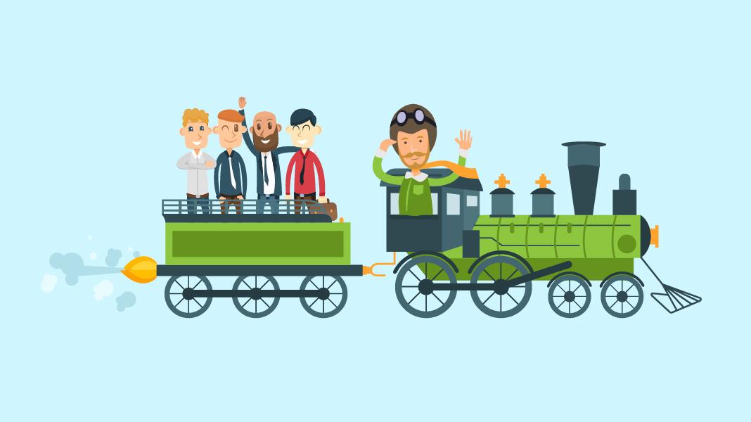 La comunicazione digitale per uscire dalla crisi: non perdere il treno!