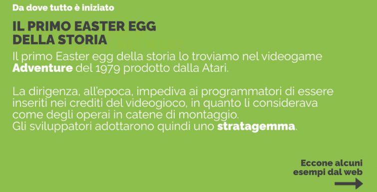 Easter Egg: le sorprese nascoste nel web