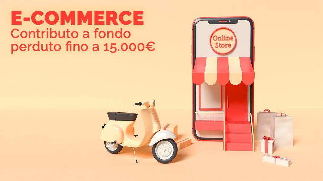 E-commerce: per Micro, Piccole e Medie imprese lombarde contributo a fondo perduto fino a 15.000€